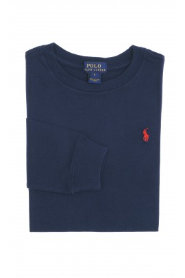 Navy blue boy T-shirt, Polo Ralph Lauren