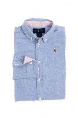 Blue girl shirt, Polo Ralph Lauren