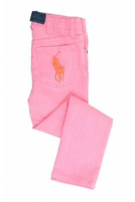 Pink trousers, Polo Ralph Lauren