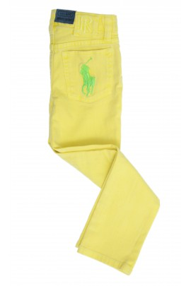 Yellow trousers, Polo Ralph Lauren