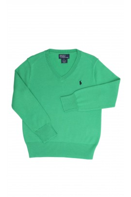 Green sweater, Polo Ralph Lauren