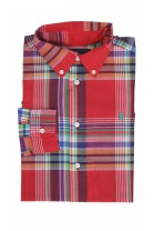 Red checked skirt, Polo Ralph Lauren