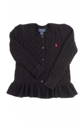 Black cardigan, Polo Ralph Lauren