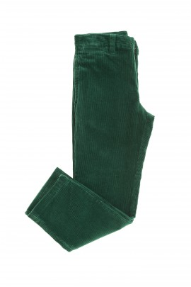 Green corduroy trousers, Polo Ralph Lauren