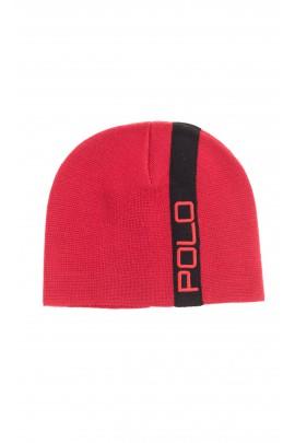 Red boy hat, Polo Ralph Lauren