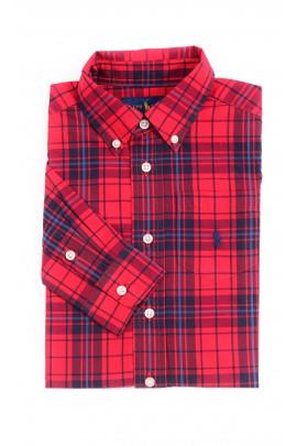Red checked shirt, Polo Ralph Lauren