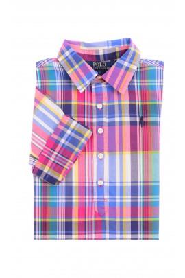 Red girl checked shirt, Polo Ralph Lauren