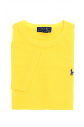 T-shirt żółty, Polo Ralph Lauren