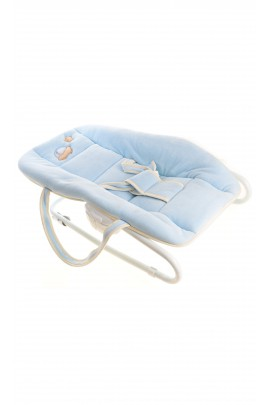 Blue baby safety seat, Câlin-Câline