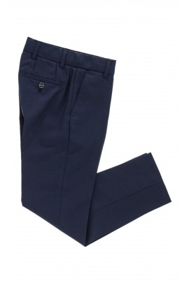 Navy blue trousers, Hugo Boss