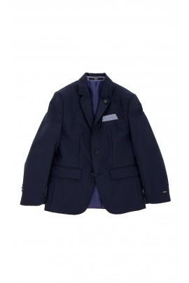 Navy blue suit jacket, Hugo Boss