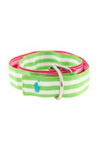 Girls pink-and-green belt, Polo Ralph Lauren