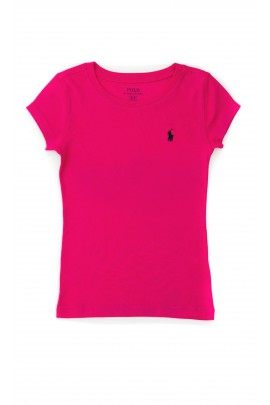 Girls pink T-shirt, Polo Ralph Lauren