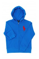 Boys blue sweatshirt, Polo Ralph Lauren