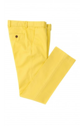 Yellow super slim trousers, Polo Ralph Lauren
