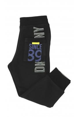 Black sweatpants, DKNY