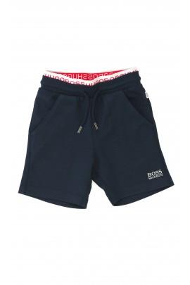 Navy blue boys trousers, Hugo Boss
