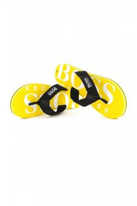 Yellow flip-flops, Hugo Boss