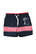 Navy blue swimming trunks, Timberland