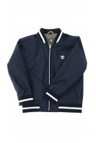 Boys navy blue windcheater, Timberland