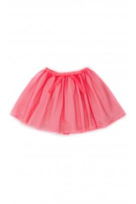 Pink tulle skirt, Billieblush