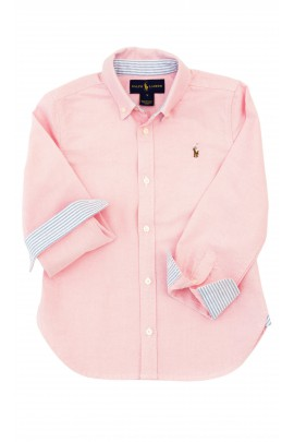Pink girls shirt, Polo Ralph Lauren