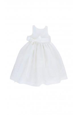 Milk-white dress, Polo Ralph Lauren