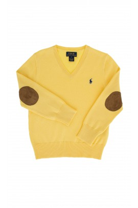 Yellow sweater Polo, Ralph Lauren