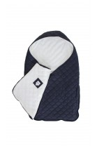 Navy blue sleeping bag, Hugo Boss
