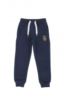 Navy blue sweatpants, Timberland