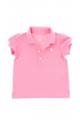 Pink girl polo shirt, Polo Ralph Lauren