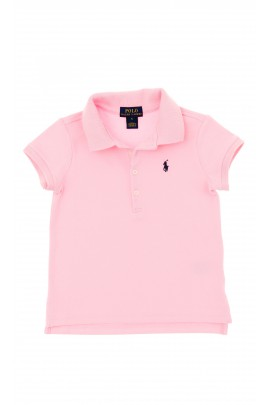 Pink girls polo shirt, Polo Ralph Lauren