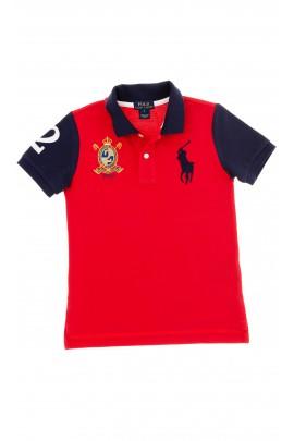Red boy polo shirt, Polo Ralph Lauren