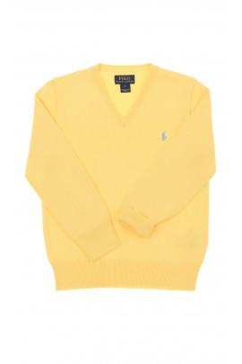 Yellow boys sweater, Polo Ralph Lauren