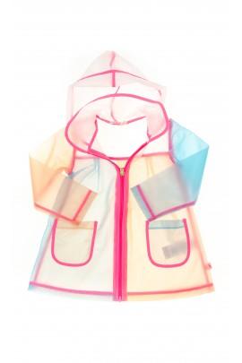 Pastel raincoat, Billieblush