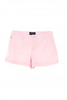 Pink girls shorts, Polo Ralph Lauren