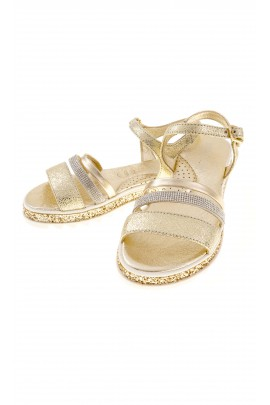 Golden girls sandals, Monnalisa