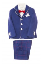 Five-piece blue suit, Colorichiari