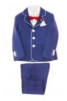 Five-piece blue suit, Colorichiari
