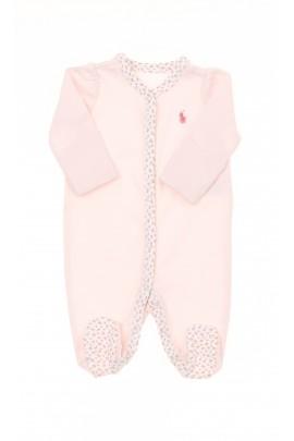 Pink rompers, Polo Ralph Lauren