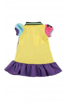 Purple dress, Polo Ralph Lauren