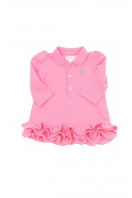Pink dress, Polo Ralph Lauren