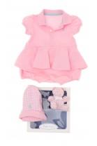 Pink girl rompers, Polo Ralph Lauren