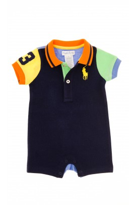 Navy blue rompers, Polo Ralph Lauren