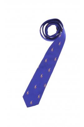 Sapphire tie, Polo Ralph Lauren