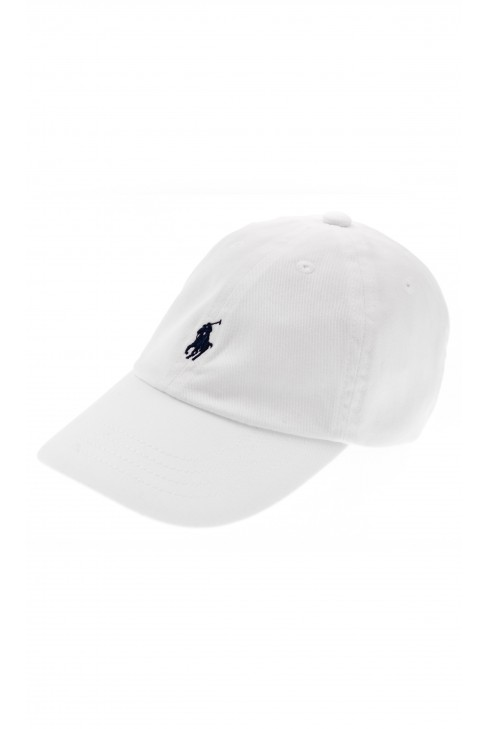 White cap, Polo Ralph Lauren