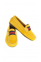 Yellow moccasins, Atlanta Mocassin