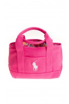 Pink girl bag, Polo Ralph Lauren