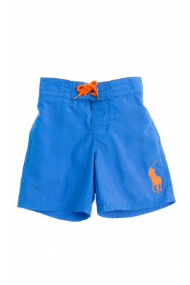 Blue swim shorts, Polo Ralph Lauren