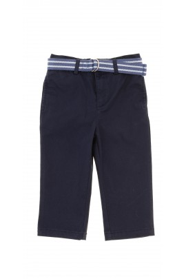 Navy blue long trousers, Polo Ralph Lauren